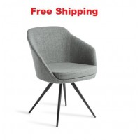 Talia with Black Stork Base Chair