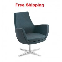 Treviso with 4-point Base Chair