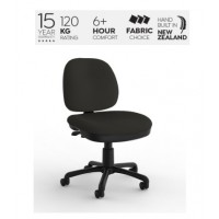 Holly 2 Midback Chair Splice Fabric