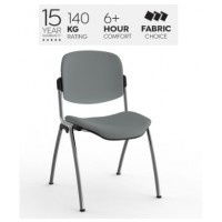 Seeger Chair Splice Fabric