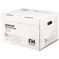 FM JUMBO JUMBO ARCHIVE SUPER STRENGTH WHITE 432X370X286MM