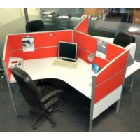 M3 Workstation pods Screen Panels