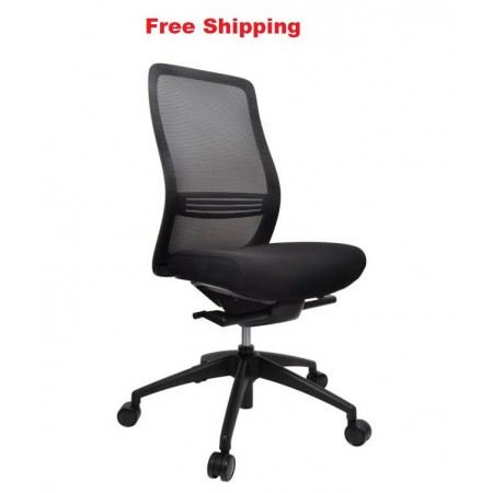 Luna Mesh Back Chair