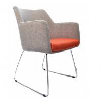 Hady Sled Base Chair