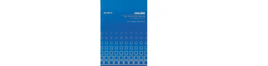 Tax Invoice, Statement and Credit books