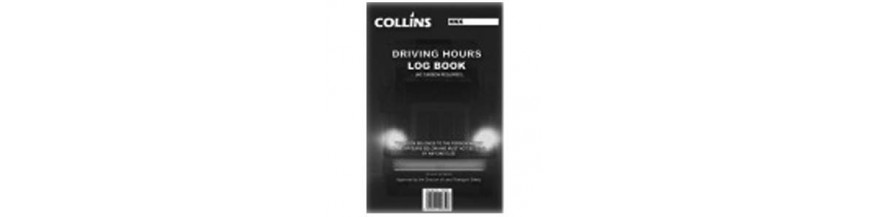 Driving Log books